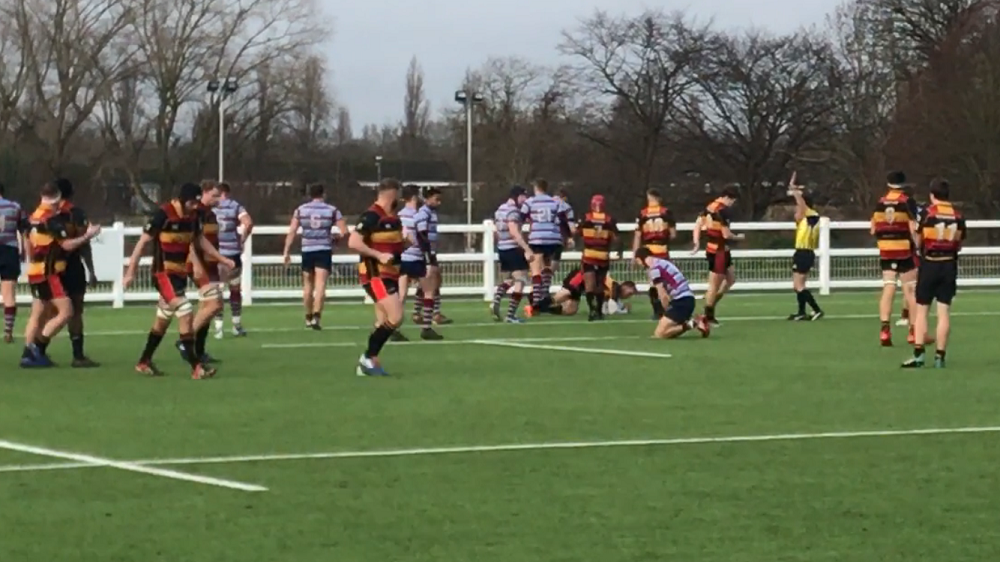 Wimbledon 2nd XV 24-24 Cinderford United