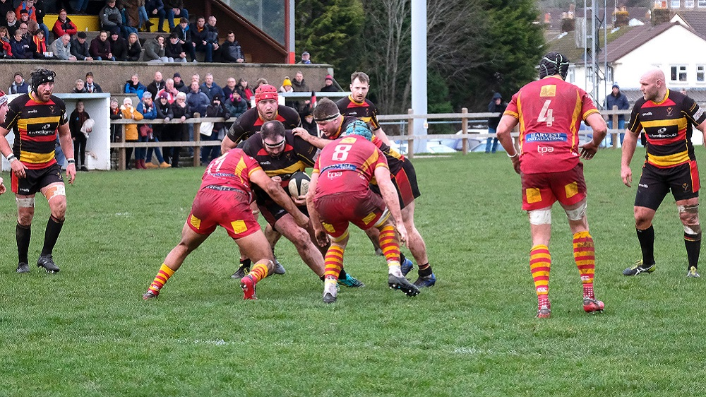 Cinderford 3-8 Cambridge