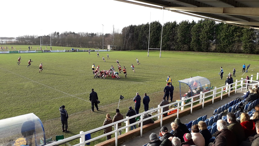 Hull Ionians 10-58 Cinderford