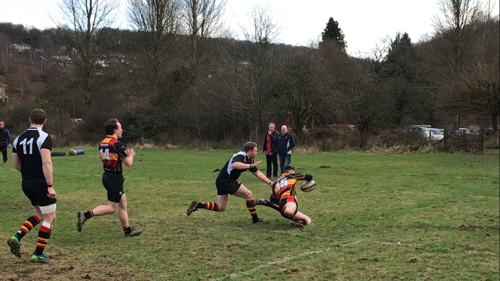 Cinderford United 22 Richmond Vikings 28