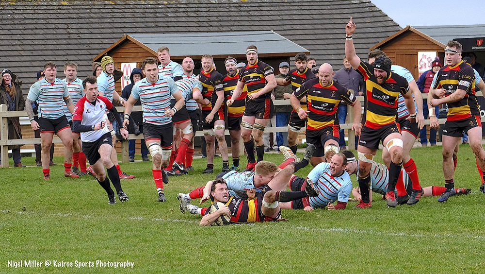 Cinderford 21-16 Blackheath