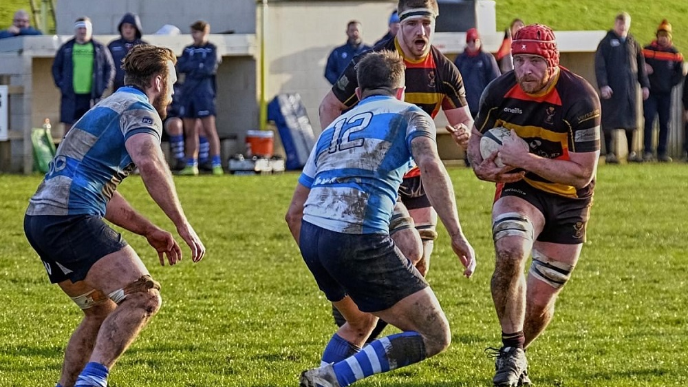 Cinderford delighted to sign Mathew Gilbert