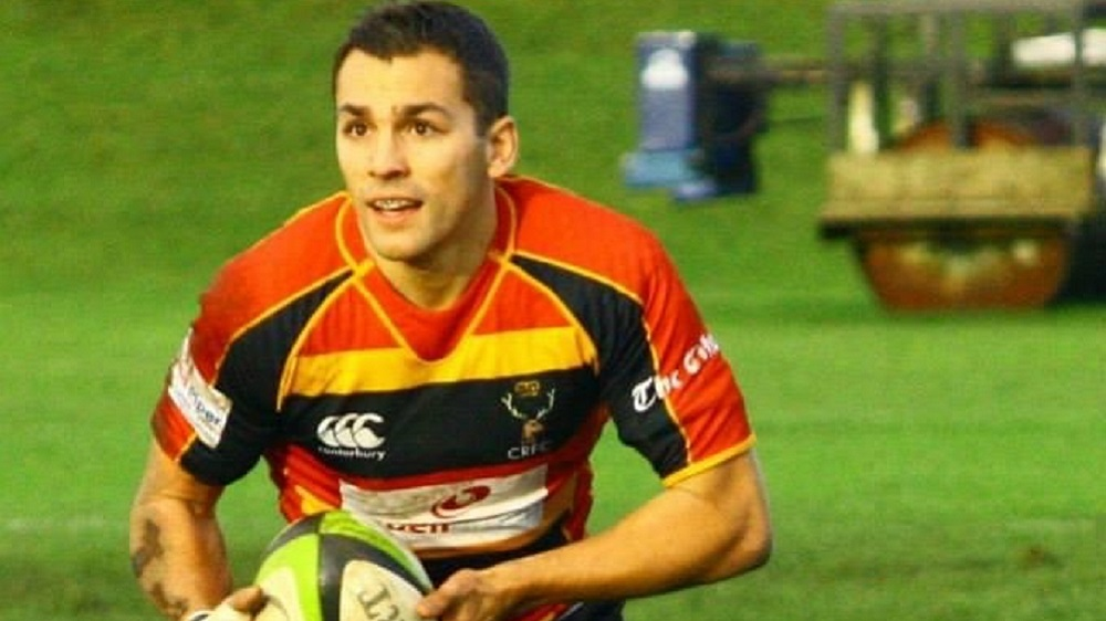 Mike Wilcox announced as Cinderford Vice-captain