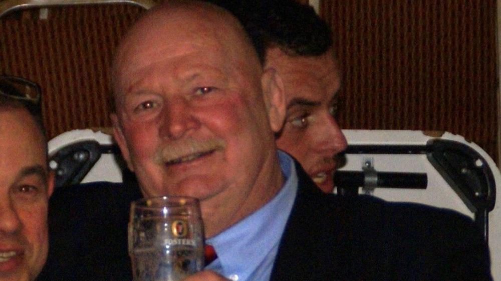 Richard Morgan funeral arrangements UPDATE