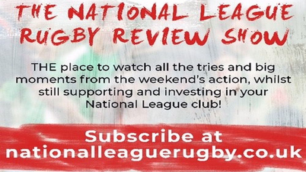 Rugby review show – subscription details