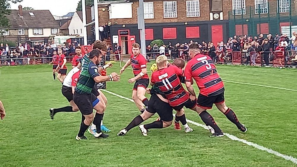 Blackheath 15-18 Cinderford